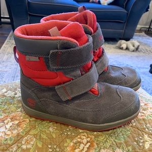 Timberland waterproof thermolite snow boots sz 4.5